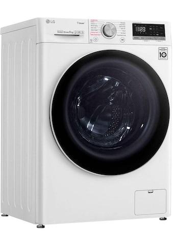 LG Waschmaschine F4WV408S0 kaufen