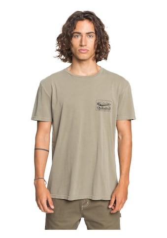 Quiksilver T-Shirt »Old Habit« kaufen