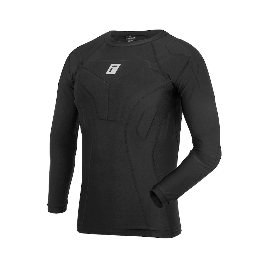 Reusch Funktionsshirt »Compression Shirt Padded«, mit gepolsterten Einsätzen