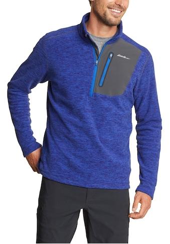 Eddie Bauer Fleeceshirt, Cloud Layer Pro mit 1/4-Reissverschluss kaufen