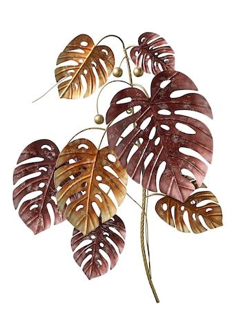 Wanddeko Monstera Blätter kaufen