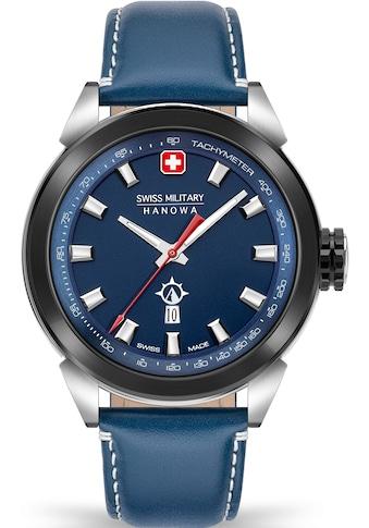 Swiss Military Hanowa Schweizer Uhr »PLATOON NIGHT VISION, SMWGB2100170« kaufen