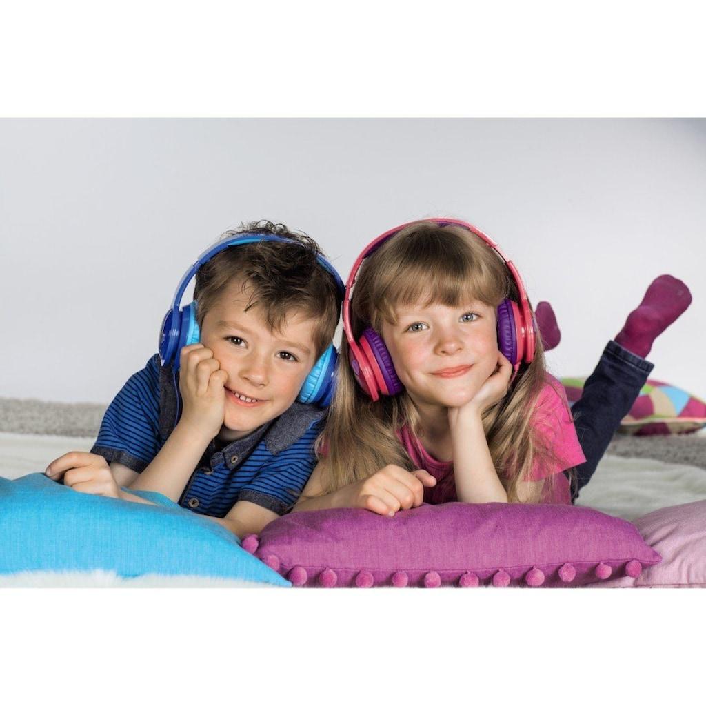 Hama Kinderkopfhörer, Over-Ear, Lautstärkebegrenzung