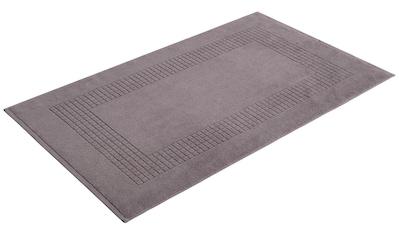 OTTO products Badematte »Neele«, Höhe 4 mm, beidseitig nutzbar, 2-er Set kaufen