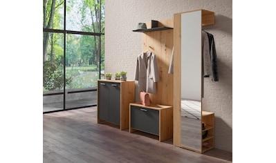 Homexperts Garderoben - Set »Benno« (Spar - Set, 4 - tlg) kaufen