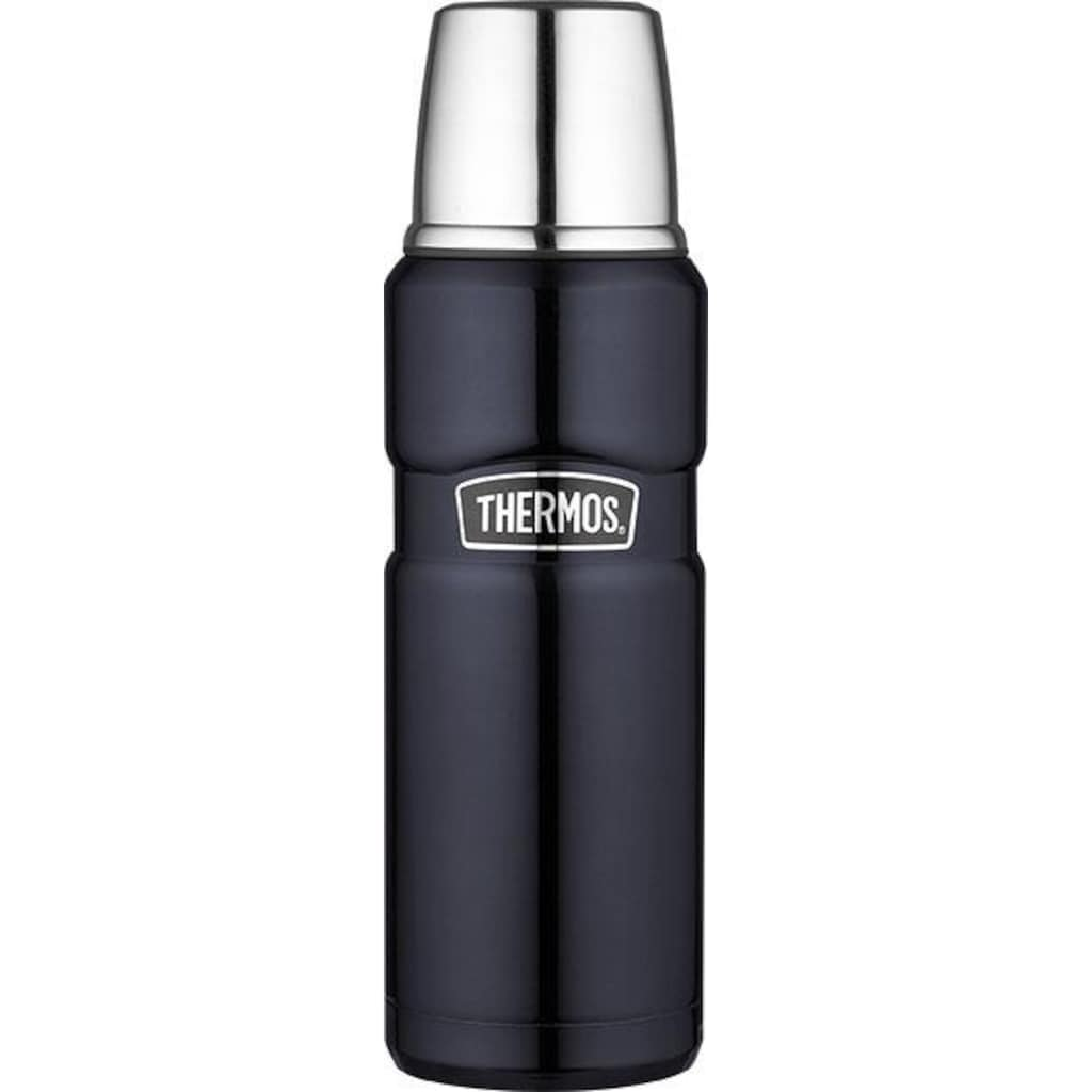 THERMOS Isolierflasche »Stainless King«, mit praktischem Tragegriff