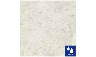EGGER Laminat »Aqua+ EHL137 Triestino Terrazzo weiss«, mit Klick-Verbindung, 1291 x... kaufen