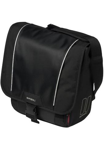 Basil Gepäckträgertasche »Sport Design« (Set, 2 tlg., mit Regenhülle) kaufen
