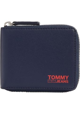 Tommy Jeans Geldbörse »TJM ESSENTIAL ZA WALLET«, im praktischem Format kaufen