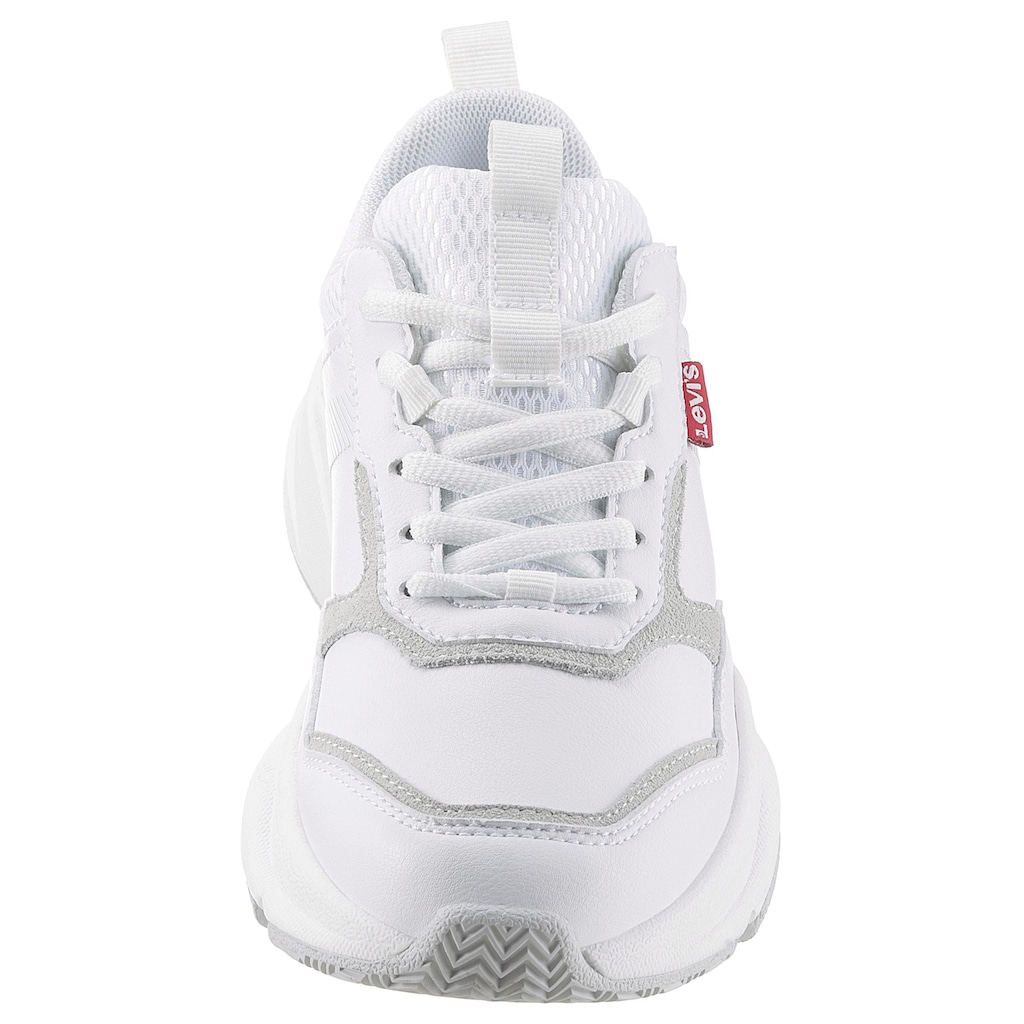 Levi's® Plateausneaker »West Regular«, im Ugly Style