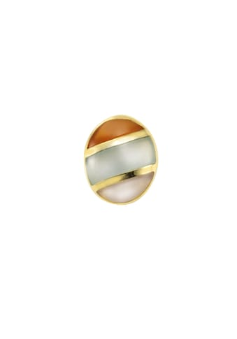 Vivance Anhänger »925/ -  Silber vergoldet echte Steine« kaufen