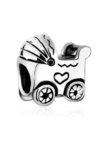 Nenalina Charm-Einhänger »Kinderwagen Bead Anhänger Baby Geburt 925 Silber« kaufen