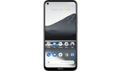 Nokia 3,4 Smartphone (16,23 cm / 6,39 Zoll, 64 GB, 13 MP Kamera) kaufen