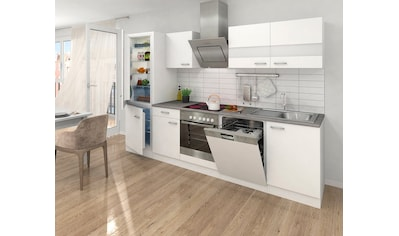 RESPEKTA Küchenzeile »Ibiza«, mit E-Geräten, 280 cm kaufen
