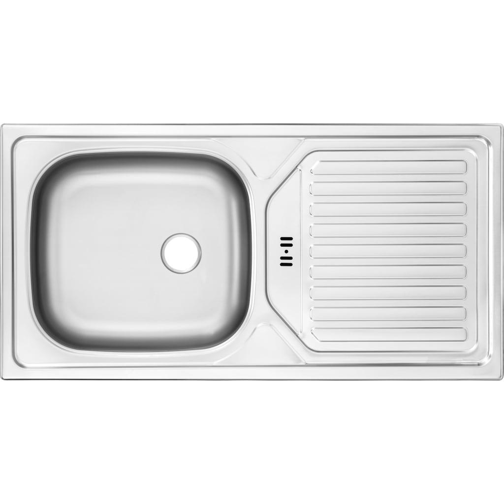 OPTIFIT Küchenzeile »Parma«, mit E-Geräten, Breite 360 cm