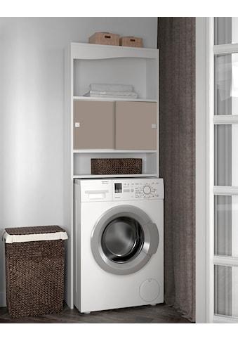 TemaHome Waschmaschinenumbauschrank »Wave Schrank« kaufen