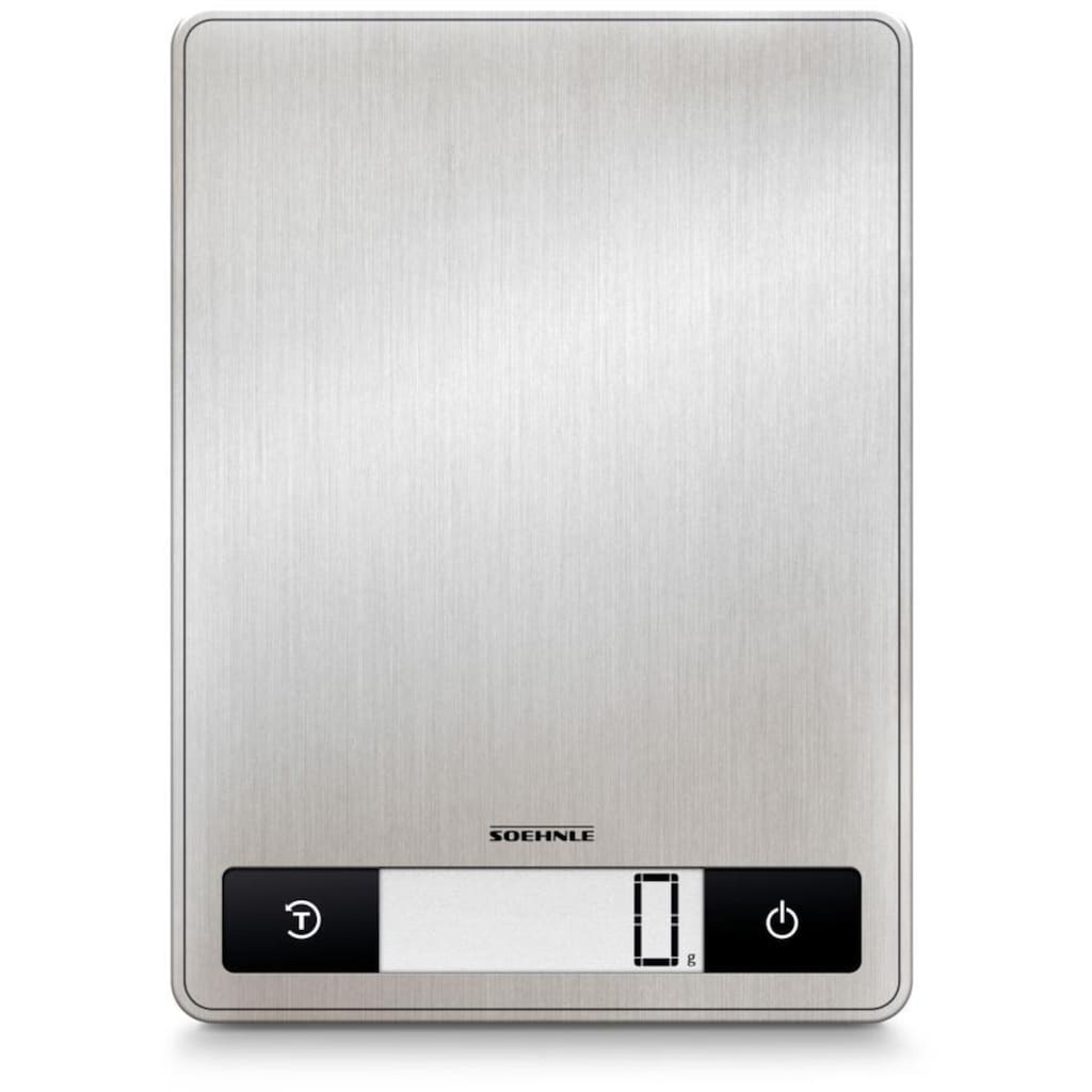 Soehnle Küchenwaage »Profi 200«, LCD Anzeige