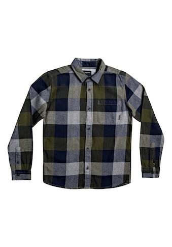 Quiksilver Langarmhemd »Motherfly Flannel« kaufen