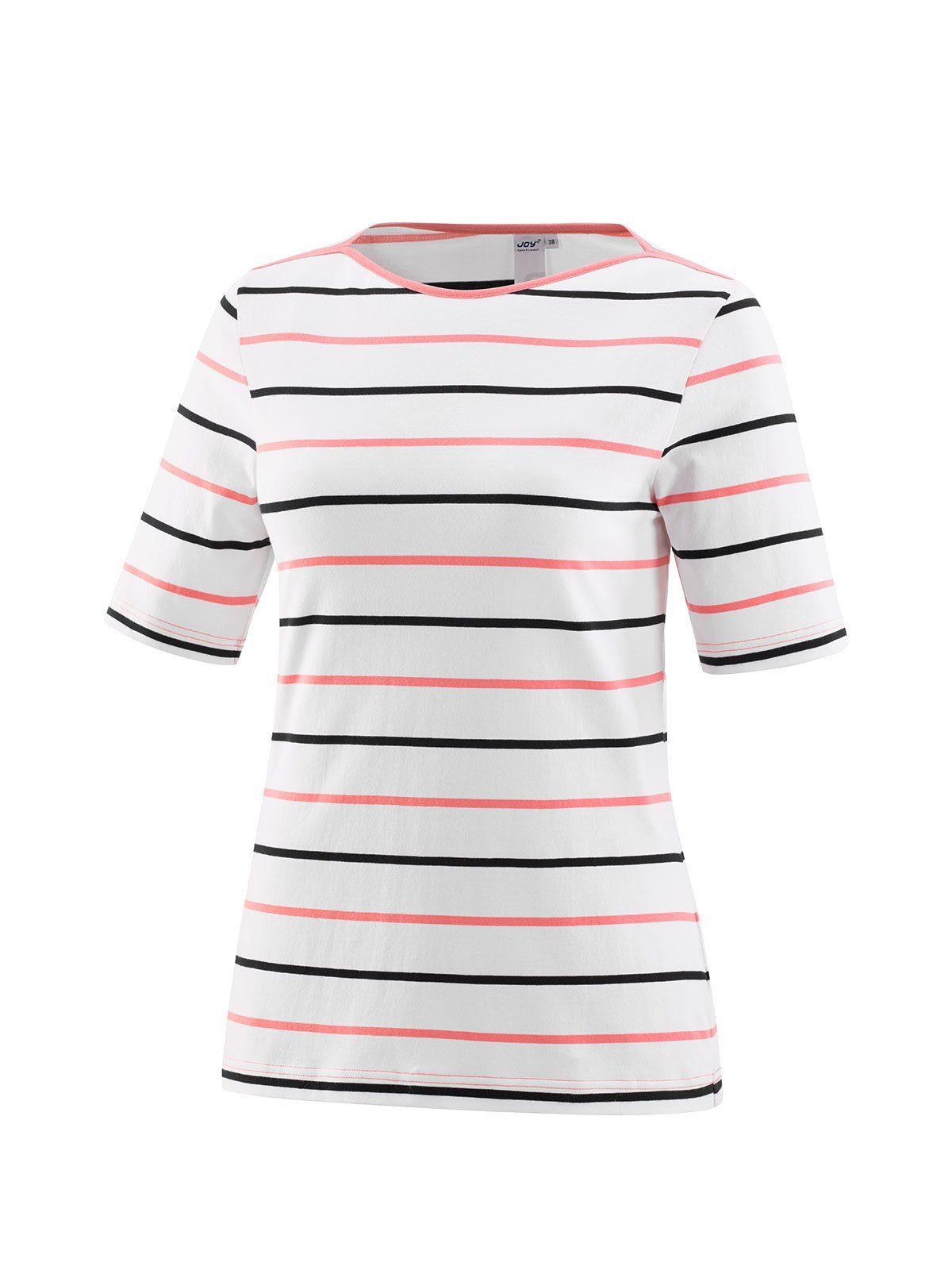 Joy Sportswear Rundhalsshirt ALESSANDRA | Bekleidung > Shirts > Rundhalsshirts | Rosa | Joy Sportswear