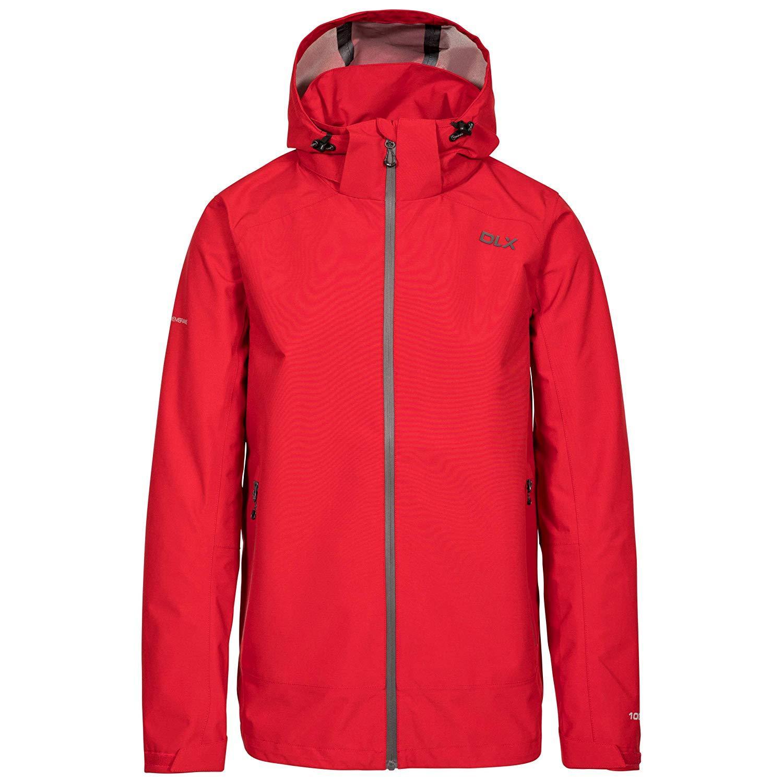 Trespass Outdoorjacke | Sportbekleidung | Rot | Trespass