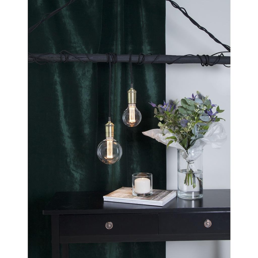 Home affaire LED-Leuchtmittel »New Generation Classic«, E27, dimmbar, Maße: 12,5x16,5 cm