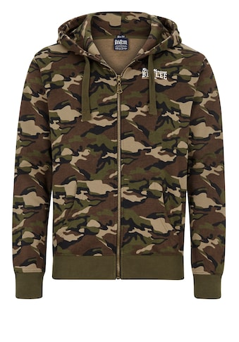 Benlee Rocky Marciano Sweatjacke im Military - Look »ORLANDO« kaufen