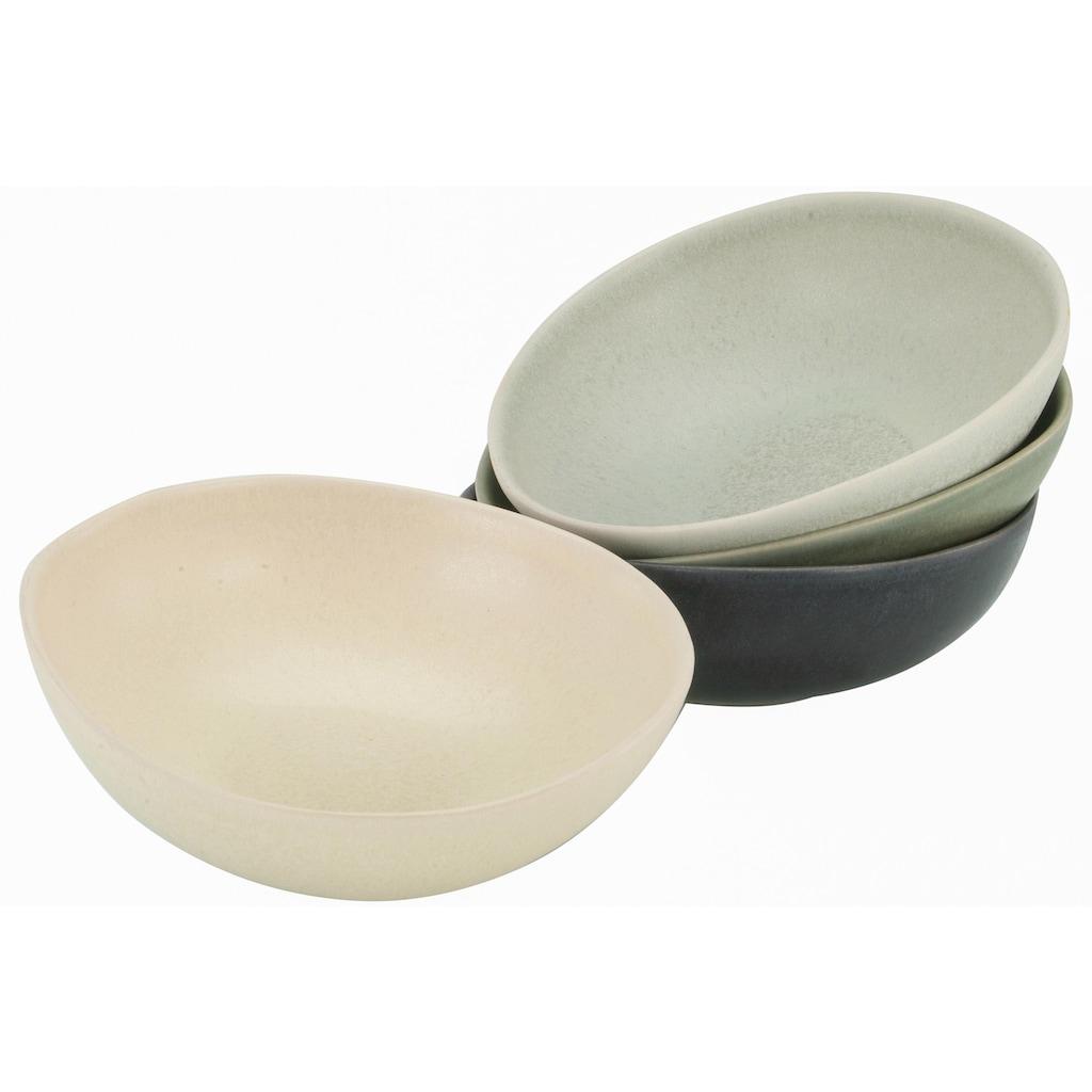 CreaTable Servierschale »Pietra«, jedesStück ein Unikat