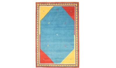 morgenland Wollteppich »GABBEH DESERT«, rechteckig, 19 mm Höhe, reine Schurwolle... kaufen