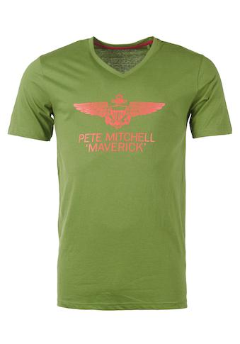 TOP GUN T-Shirt »PP201009«, sportlicher Schnitt kaufen