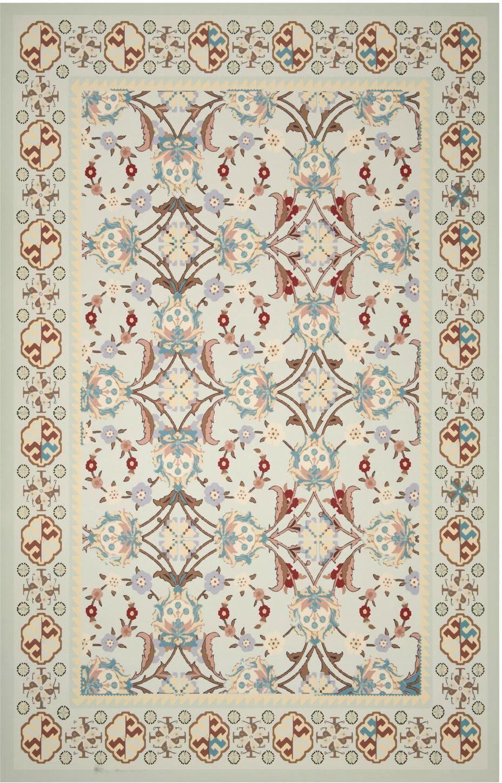Vinylteppich Giselle freundin Home Collection rechteckig Höhe 2 mm gedruckt