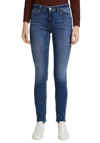 Esprit Slim-fit-Jeans, mit modischer Waschung kaufen