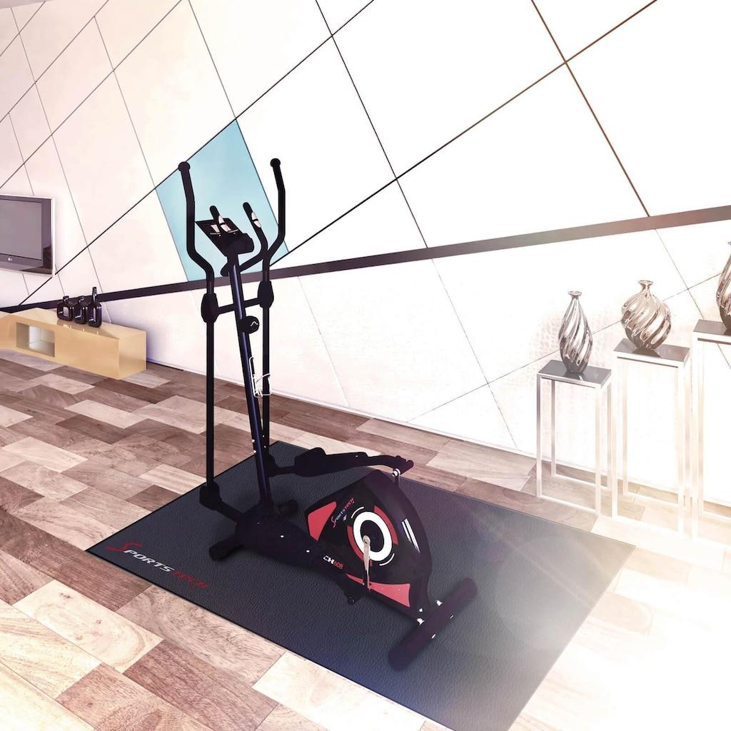 Sportstech Crosstrainer »CX608«, integrierte Tablethalterung