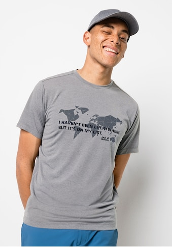 Jack Wolfskin T - Shirt »JWP WORLD T M« kaufen
