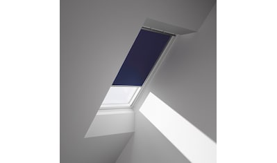VELUX Dachfensterrollo »DKL«, Verdunklungsrollo, in versch. Größen, dunkelblau kaufen