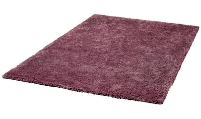 Dekowe Hochflor-Teppich »Balu«, rechteckig, 30 mm Höhe, leicht glänzend, Wohnzimmer kaufen