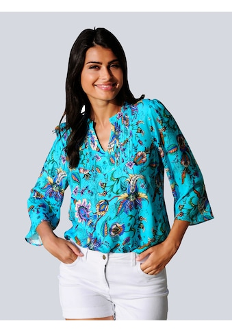 Alba Moda Tunika, in sommerlichen Farben kaufen