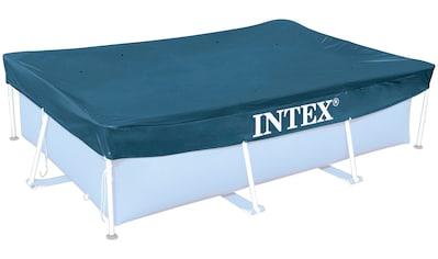 Intex Solarabdeckplane, BxL: 200x400 cm, für rechteckige Pools kaufen