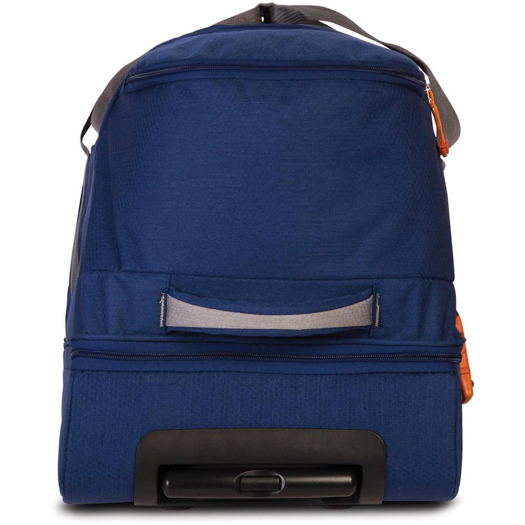 BESTWAY Reisetasche »Rollenreisetasche XXL, blau«