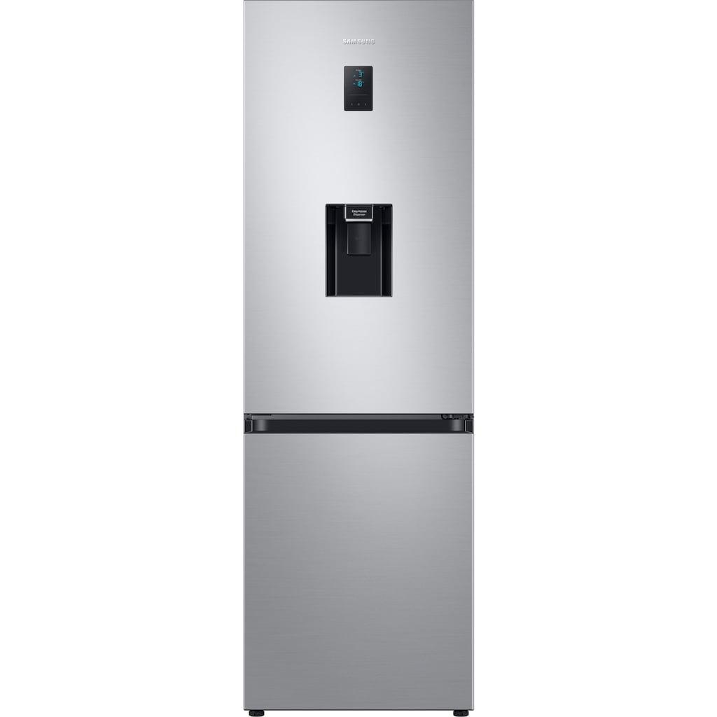 Samsung Kühl-/Gefrierkombination »RL34T653DSA«
