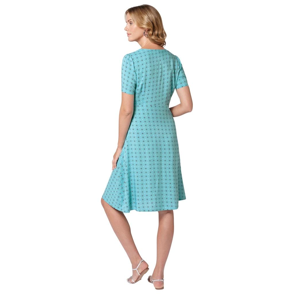 Ambria Kleid in schmeichelnder, ausgestellter Form