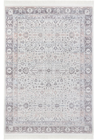 NOURISTAN Teppich »Modern Belutsch«, rechteckig, 5 mm Höhe, Wohnzimmer kaufen