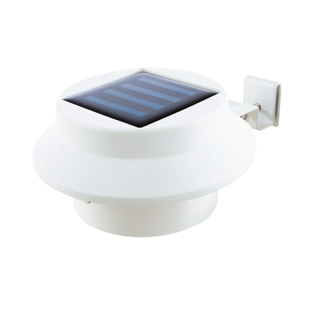 EASYmaxx LED Dachrinnenleuchte »Dachrinnenleuchte«, Warmweiß