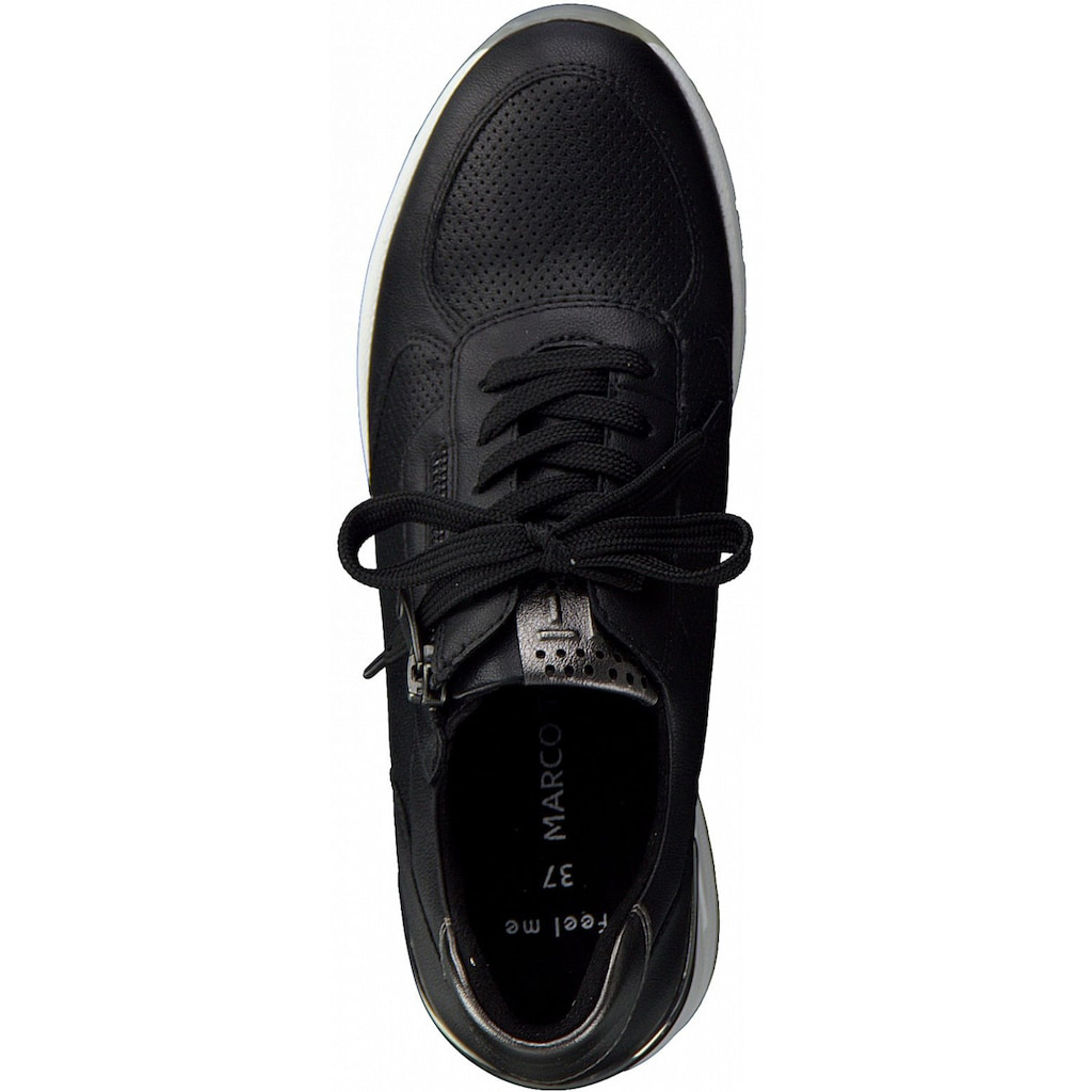 MARCO TOZZI Sneaker »Lederimitat«