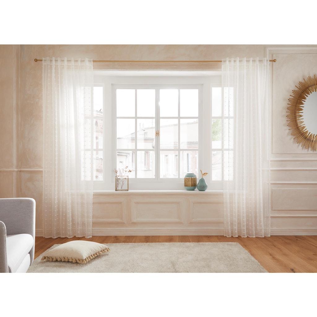 Guido Maria Kretschmer Home&Living Gardine »Belle«