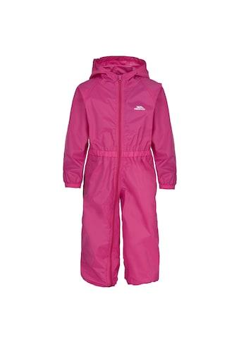 Trespass Overall »Kinder Regenanzug Button« kaufen