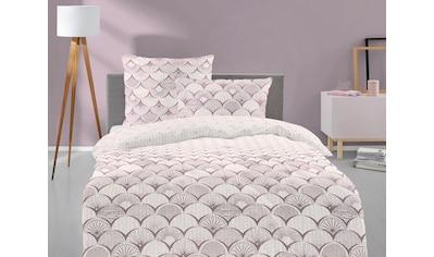 freundin Home Collection Bettwäsche »Lilo 8990«, mit elegantem Muster kaufen
