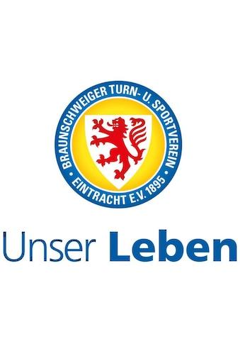 Wall - Art Wandtattoo »Eintracht Braunschweig Leben« (1 Stück) kaufen