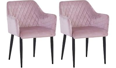 SIT Polsterstuhl »Sit&Chairs«, im 2er-Set kaufen