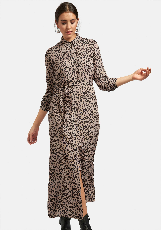 emilia lay -  Abendkleid Hemdblusenkleid