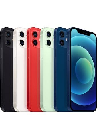 """Apple Smartphone »iPhone 12«, (15,5 cm/6,1 """" 64 GB Speicherplatz, 12 MP Kamera), ohne Strom Adapter und Kopfhörer, kompatibel mit AirPods, AirPods Pro, Earpods Kopfhörer kaufen"""